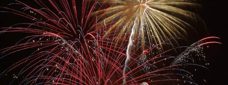 Fireworks and your Roof