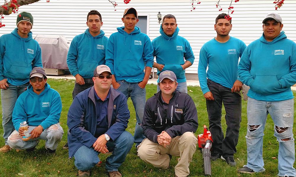 Golden Rule Contractors Team Photo